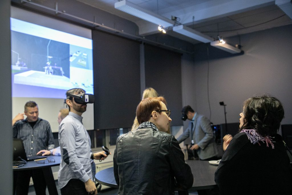 CoProtolabin avajaiset ja VR-tilan esittely
