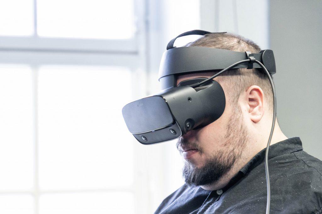 VR-laitteet